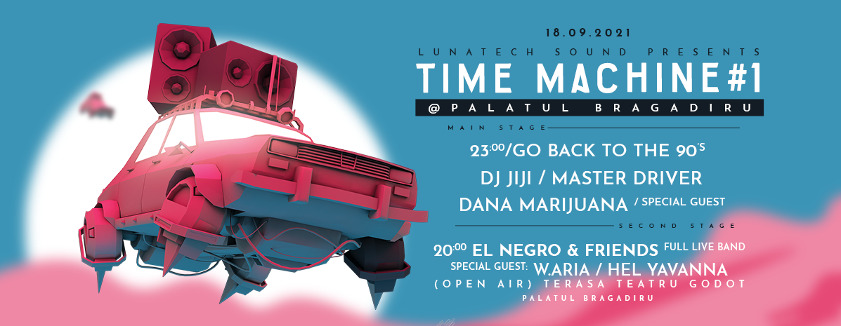 Time Machine /go back to the 90's